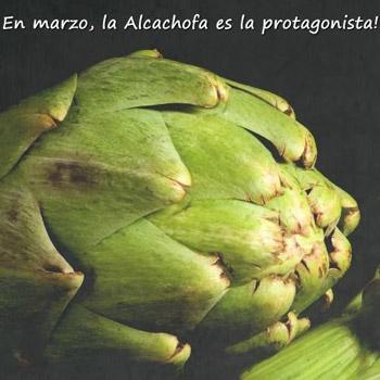 Imagen de la categoría En marzo, la Alcachofa es la protagonista!!