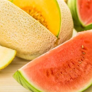 Imagen de la categoría La sandía y en melón, aprovechemos su mejor momento