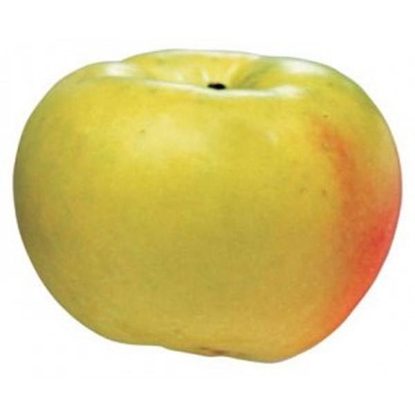 efecto fruta manzana verde doncella