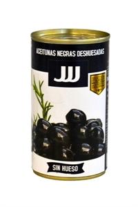 Imagen de Aceituna Negra sin Hueso JJJ 345 gr