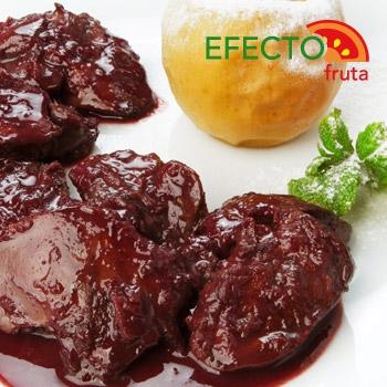 Imagen de la categoría Carrillera de cerdo con salsa de Granada