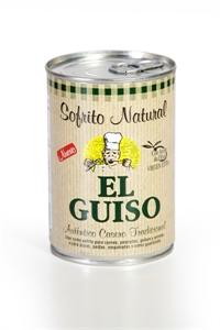 Imagen de Sofrito Natural El Guiso