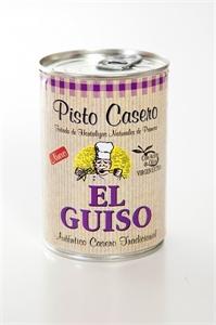 Imagen de Pisto Casero El Guiso
