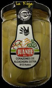 Imagen de Corazones de Alcachofas JUANFE