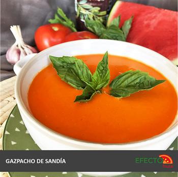 Imagen de la categoría Gazpacho de Sandía