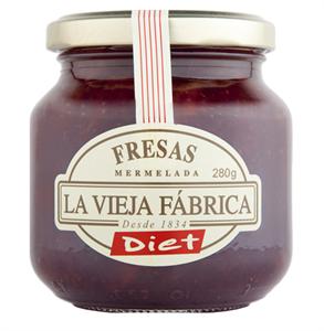 "Imagen de Mermelada de Fresa ""Diet"" 280 gr"