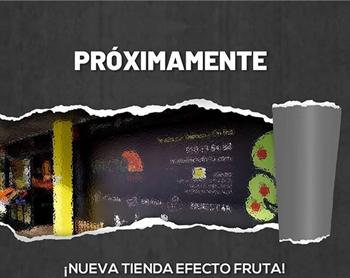 Imagen de la categoría NUEVA TIENDA EFECTO FRUTA EN RIVAS VACIAMADRID