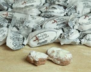 Imagen de Polvorón Chocolate con Almendra