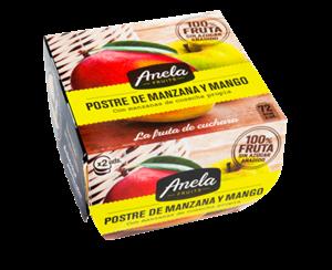 """Imagen de Postre de Fruta """"Manzana y Mango"""""""