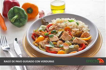 Imagen de la categoría Ragú de pavo con verduras