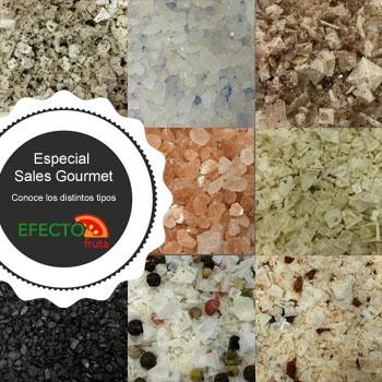 Imagen de la categoría Sales gourmet, un gran abanico de sabores