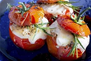 Imagen de la categoría Tomates rellenos de Brócoli